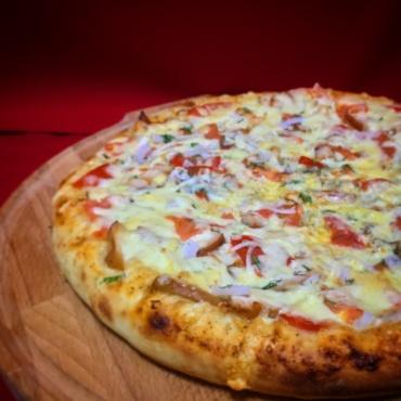 Личи-пицца